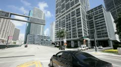 Icon Brickell Stock Footage