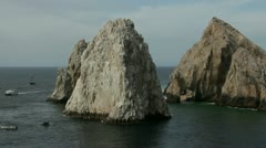 Lands End Cabo HD9375 Stock Footage