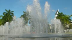 Fountain 7 Stock Footage