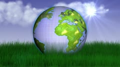 Earth new 15 HD Stock Footage