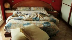 BED Stock Footage