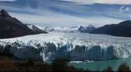 Stock Video Footage of Perito Moreno glacier in Patagonia