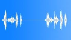 Computer talk - Saving your data - sound effect