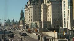 Ottawa Time Lapse Stock Footage