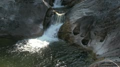 Kent Falls 29 Stock Footage