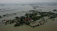 Stock Video Footage of Thailand Flood aerials Oct 25 file 0053 not stab