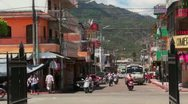 Stock Video Footage of Guatemala Street