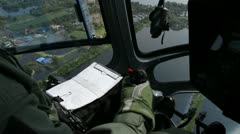 Thailand Flood aerials Oct 25 file 9972 Stock Footage