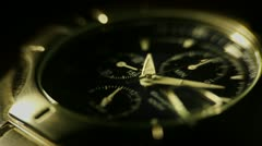 Watch Time Lapse Macro Stock Footage