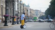 Streets of st. petersburg Stock Footage