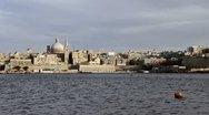 Valletta, Malta Stock Footage