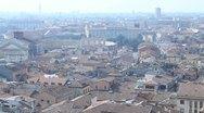 Verona skyline Stock Footage