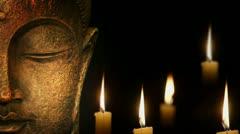 Budha. Stock Footage