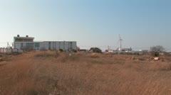 Wind turbine Stock Footage