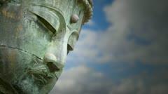 Buddha. - stock footage