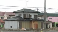 Stock Video Footage of Japan Tsunami 1 Year On - Revisiting Scene Of Destruction
