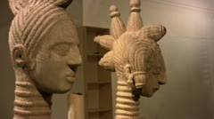 African art 28 Stock Footage