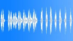 Servo sounds collection Sound Effect
