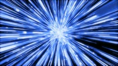 Space Tunnel abstract Stock Footage