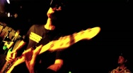 Stock Video Footage of Crazy Fast Punk Rock Guitar Action HD