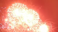 Fireworks 002-2 Stock Footage