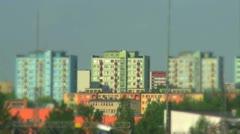 Housing estate Stock Footage