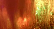 Stock Video Footage of Multicolored water flow