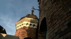 Belgrade, Zemun, Tower Stock Footage