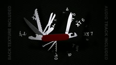 Swiss Knife Promo Stock After Effects