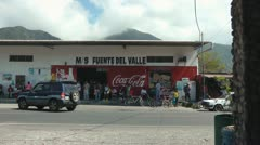 El Valle Panama Stock Footage