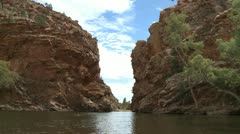 Ellery Creek Bighole 01 - stock footage