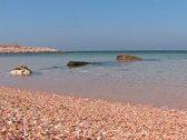 Stock Video Footage of Black Sea coast. Beach of pebbles. #10