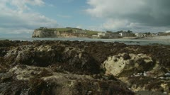 Isle of Wight - Freshwater (seven) Stock Footage
