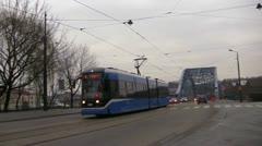 City Transportation Stock Footage