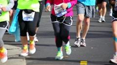 Marathon 04 HD Stock Footage