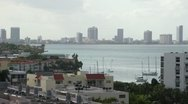 Miami Beach Bay HD Stock Footage