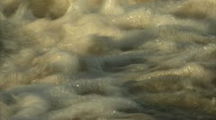 River in Flood Stock Footage