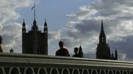 Stock Video Footage of 242 time lapse, Westminster bridge