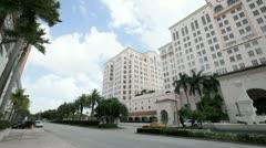 Hyatt Regency Coral Gables Stock Footage