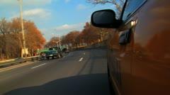 316 lower Manhattan expressway Stock Footage
