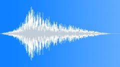 Medium air swoosh Sound Effect