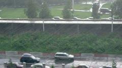 Thunder storm Stock Footage