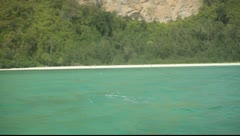 Krabi, Thailand - Beach 03 Stock Footage