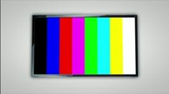 Plasma TV Stock Footage