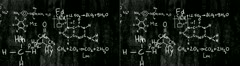 Chemistry v1 01 Stereoscopic 3D Side by Side Stock Footage