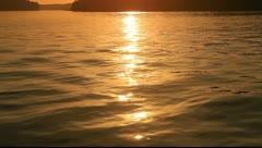 Krabi, Thailand - Sunrise 08 Stock Footage