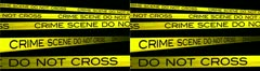 Crime Scene 03 Stereoscopic 3D Side by Side Stock Footage