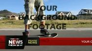 News Ticker / Crawler / Lower Third Overlay AE template Stock After Effects