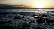 Stock Video Footage of Maui Sunset Hawaii