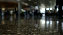 People in Airport Stock Footage